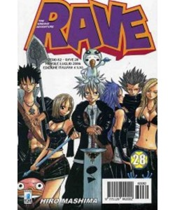 Rave - N° 28 - Rave 28 - Rave Groove Adventure Star Comics