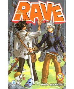 Rave - N° 29 - Rave 29 - Rave Groove Adventure Star Comics