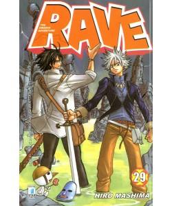 Rave - N° 29 - Rave 29 - Rave Groove Adventure Star Comics