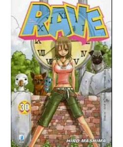 Rave - N° 30 - Rave 30 - Rave Groove Adventure Star Comics