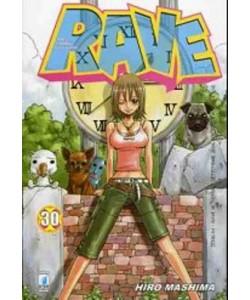 Rave - N° 30 - Rave 30 - Rave Groove Adventure Star Comics