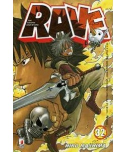 Rave - N° 32 - Rave 32 - Rave Groove Adventure Star Comics