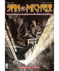San Michele (M6) - N° 3 - Simboli Del Potere - Star Comics