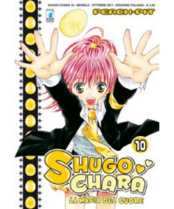 Shugo Chara! - N° 10 - Shugo Chara! (M12) - Star Comics