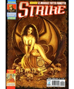 Strike - N° 1 - Jonathan Steele - Largo Winch - Star Comics