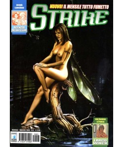 Strike - N° 3 - Largo Winch - Agenzia Incantesimi - Max Sleepy - Star Comics