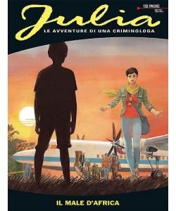 Julia - N° 199 - Il Male D'Africa - Bonelli Editore