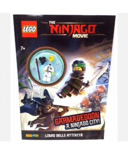 LEGO Ninjago Movie - Garmageddon a Ninjago City!