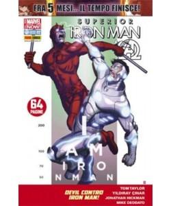 Iron Man - N° 27 - Superior Iron Man - Superior Iron Man Marvel Italia