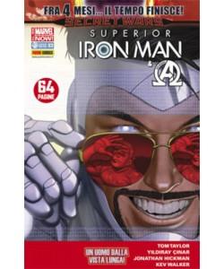 Iron Man - N° 28 - Superior Iron Man - Superior Iron Man Marvel Italia