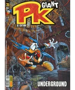 Pk Giant - N° 35 - Underground - Panini Disney