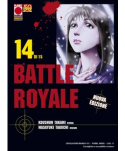 Battle Royale - N° 14 - Battle Royale (M15) - Capolavori Manga Planet Manga