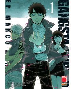 Gangsta Cursed - N° 1 - Ep_Marco Adriano - Gangsta Planet Manga