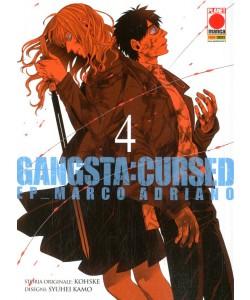 Gangsta Cursed - N° 4 - Ep_Marco Adriano - Gangsta Planet Manga