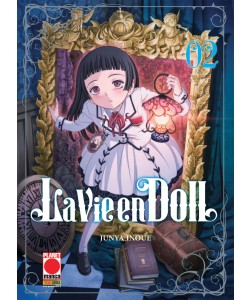 Vie En Doll (M4) - N° 2 - La Vie En Doll - Planet Manga Presenta Planet Manga