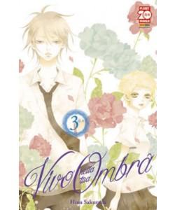 Vivo Nella Tua Ombra - N° 3 - Vivo Nella Tua Ombra (M4) - Planet Ai Planet Manga