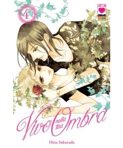 Vivo Nella Tua Ombra - N° 4 - Vivo Nella Tua Ombra (M4) - Planet Ai Planet Manga