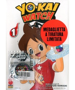 Yo-Kai Watch - N° 1 - Yo-Kai Watch - Monsters Planet Manga