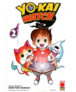 Yo-Kai Watch - N° 2 - Yo-Kai Watch - Monsters Planet Manga