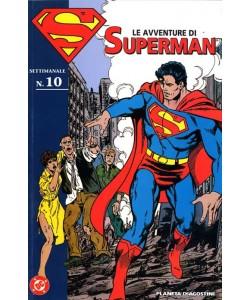 Avventure Di Superman - N° 10 - Le Avventure Di Superman - Planeta-De Agostini