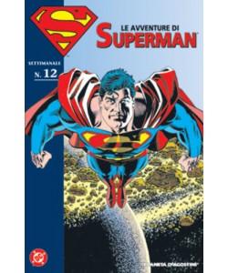 Avventure Di Superman - N° 12 - Le Avventure Di Superman - Planeta-De Agostini