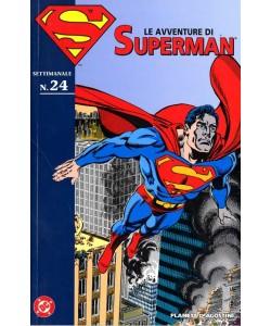 Avventure Di Superman - N° 24 - Avventure Di Superman M40 24 - Planeta-De Agostini