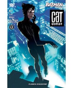 Catwoman 2007 - N° 1 - Batman Presenta - Batman Presenta Planeta-De Agostini