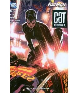 Catwoman 2007 - N° 3 - Batman Presenta 7 - Planeta-De Agostini
