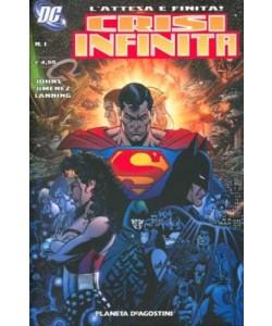 Crisi Infinita (M4) - N° 1 - Crisi Infinita 1 - Planeta-De Agostini