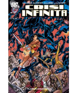 Crisi Infinita (M4) - N° 2 - Crisi Infinita - Planeta-De Agostini