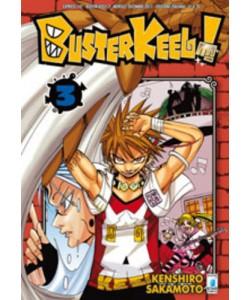 Buster Keel - N° 3 - Buster Keel 3 - Express Star Comics