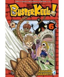 Buster Keel - N° 6 - Buster Keel! 6 - Express Star Comics