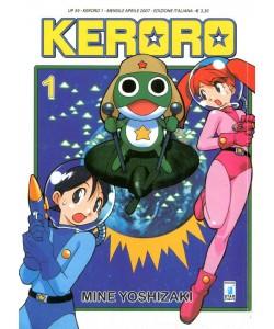 Keroro - N° 1 - Keroro - Up Star Comics