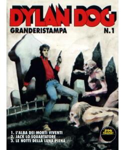 Dylan Dog Grande Ristampa - N° 1 - L'Alba Dei Morti Viventi - Bonelli Editore