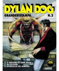 Dylan Dog Grande Ristampa - N° 2 - Il Fantasma Di Anna Never - Bonelli Editore