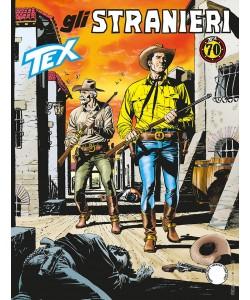 Tex Gigante - N° 687 - Gli Stranieri - Bonelli Editore
