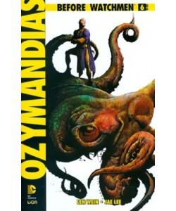 Before Watchmen Ozymandias - N° 6 - Ozymandias - Rw Lion
