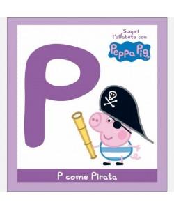 Scopri l'alfabeto con Peppa Pig