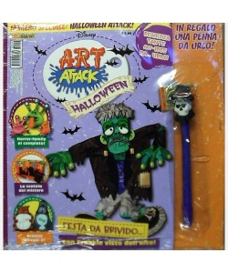 Disney Art Attack - Halloween