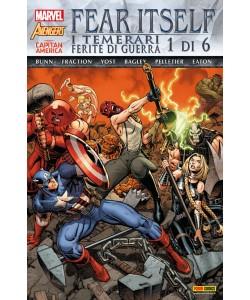 Marvel World - N° 9 - Fear Itself: I Temerari/Ferite Di Guerra 1 (M6) - Marvel Italia