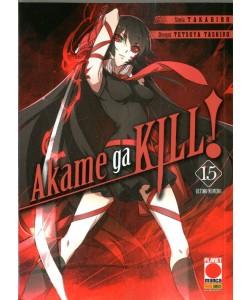 Akame Ga Kill! (M15) - N° 15 - Manga Blade 46 - Planet Manga