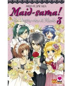 Maid-Sama! - N° 3 - La Doppia Vita Misaki (M18) - Manga Kiss Planet Manga