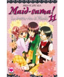 Maid-Sama! - N° 11 - La Doppia Vita Misaki (M18) - Manga Kiss Planet Manga