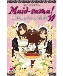 Maid-Sama! - N° 14 - La Doppia Vita Misaki (M18) - Manga Kiss Planet Manga