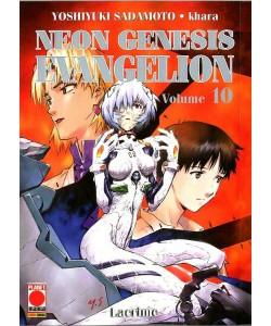 Neon Genesis Evangelion - N° 10 - Neon Genesis Evangelion (M14) - Planet Manga