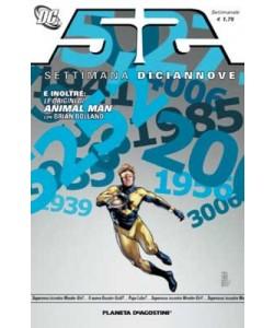 52 - N° 19 - 52 N.19 - Planeta-De Agostini