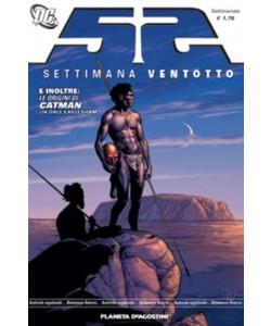 52 - N° 28 - 52 N.28 - Planeta-De Agostini