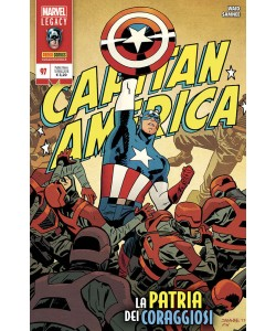 Capitan America (Nuova Serie) - N° 97 - Marvel Legacy Capitan America - Marvel Italia