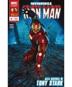 Iron Man - N° 61 - Marvel Legacy Invincibile Iron Man - Marvel Legacy Invincibile Iron Man Marvel Italia