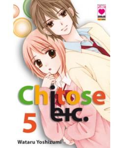 Chitose Etc. - N° 5 - Chitose Etc. 5 - Manga Love Planet Manga